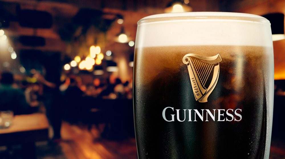 Activation da Guinness