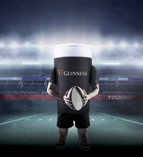 Libera-brand-building-guinness-brand-activation
